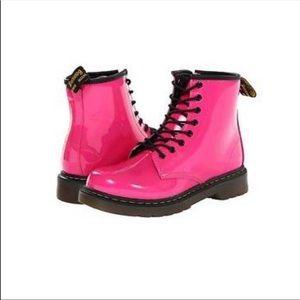 Hot Pink Dr. Marten's®  Delaney Boot.